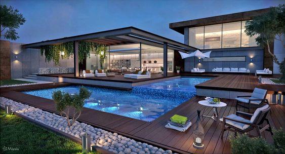Kolam Renang Rumahan