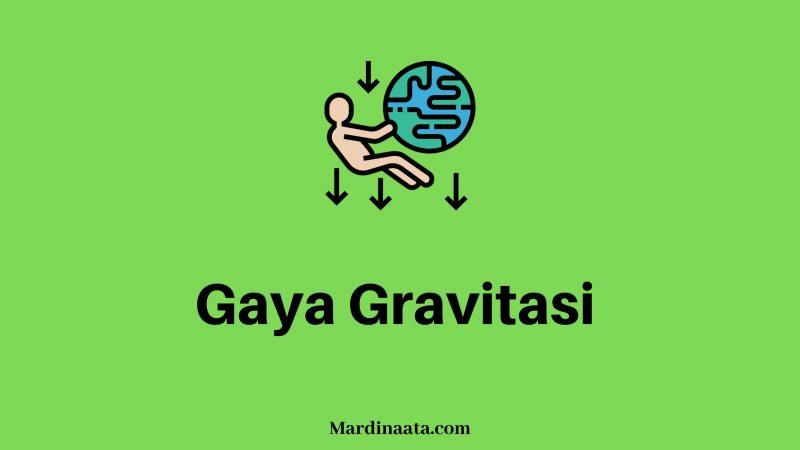 Gaya Gravitasi